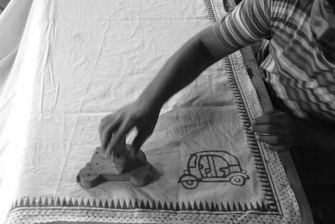 Chhapa - A Brand, An Ode To The Rejuvenation Of The Art Of Block Printing