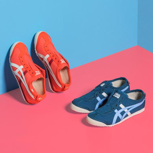 Onitsuka Tiger Introduces All-New Collection And  New Brand Ambassador