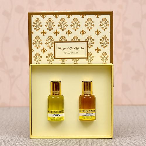 Enchanting Whiffs - The Journey of Mystical Indian Scents Perfume