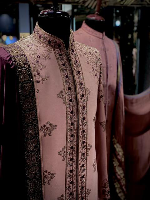Jatin Malik Couture Introduces 'Fractal'