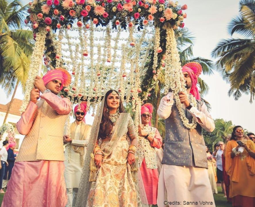 Re-examining Essentials: The Indian Wedding Industry In The Times of Corona