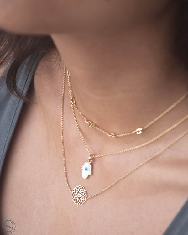 The Necklace Layering Trend - STAC Jewellery