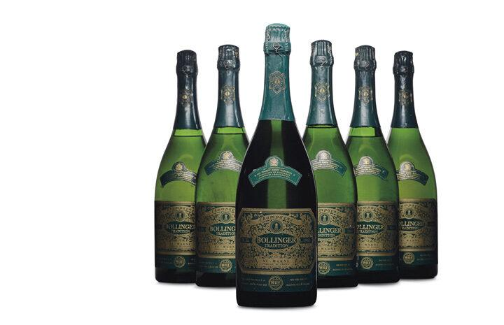 Christie's Benjamin Ichinose Collection of Fine and Rare Wines