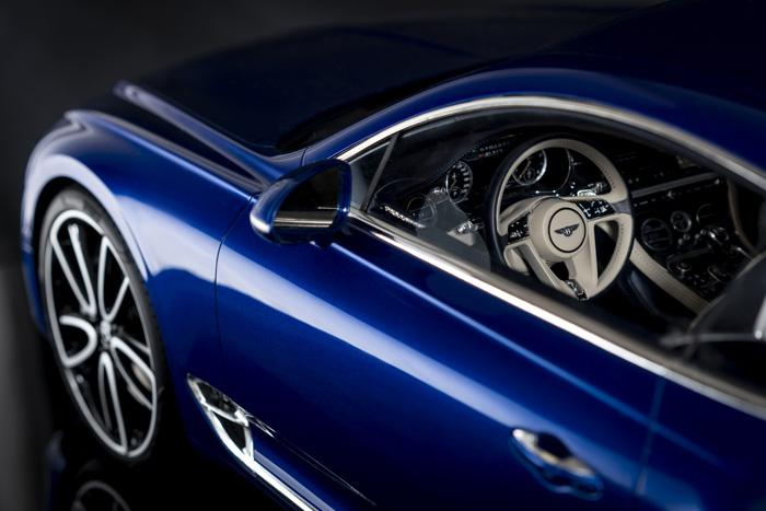 The Continental GT is the crowning achievement of Bentley's modern design portfolio.