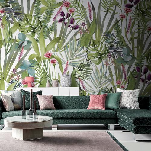 UDC Homes launches its new collection of sustainable wallpapers 'Nuance'