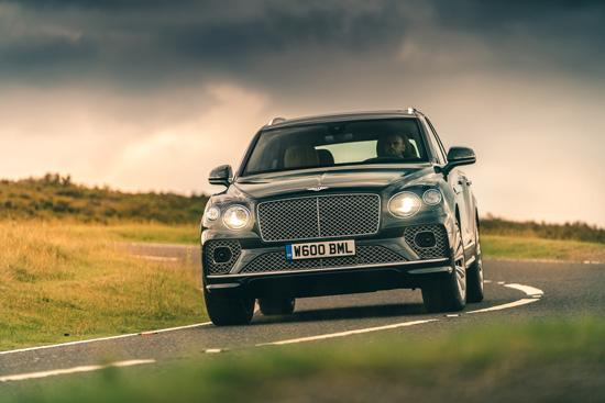 The All-New Bentayga By Bentley Is Here!