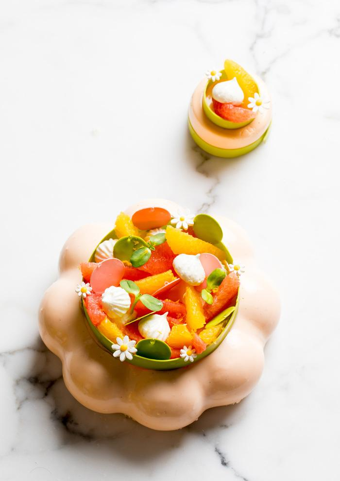 Art of Perfect Garnishes and Finishing with Chef Sanjana Patel - Independence Day