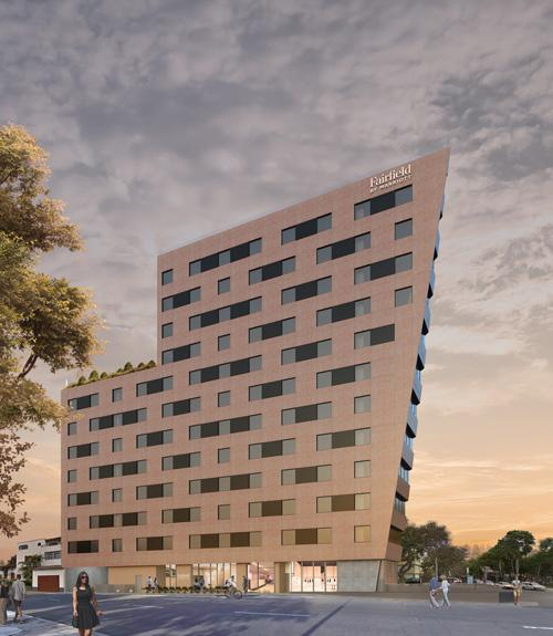 Opening of First Fairfield by Marriott in Peru