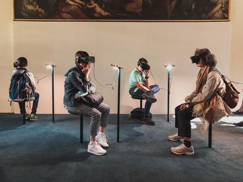 AR and VR technology in India