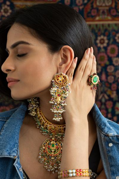 Neety Singh Jewelry, Indian Emerging Designers must be saved - Here's Why & How