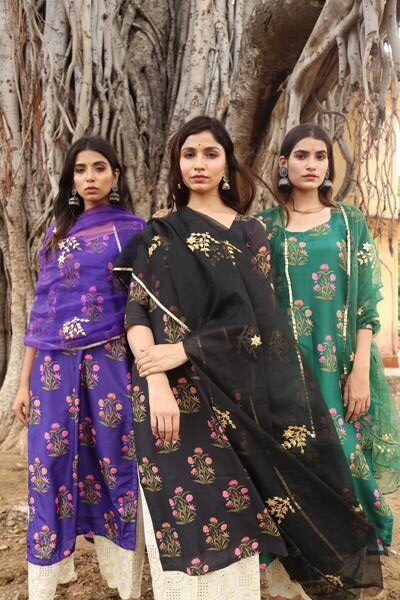 Gulabo Jaipur by Saloni Panwar - Emerging Designers Must Be Saved - Here's Why And How
