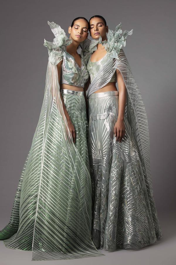 Amit Aggarwal Unveils Digital Couture Show And Store At ICW 2020