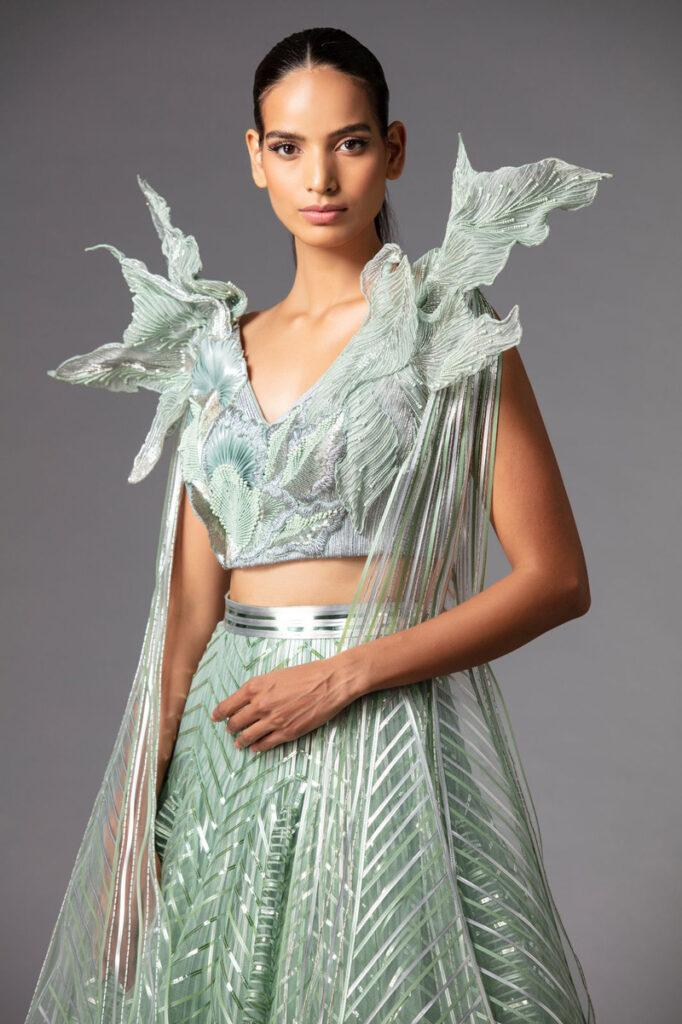 Amit Aggarwal Unveils Digital Couture Show And Store