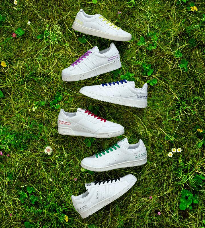 Adidas Originals Introduces Clean Classics