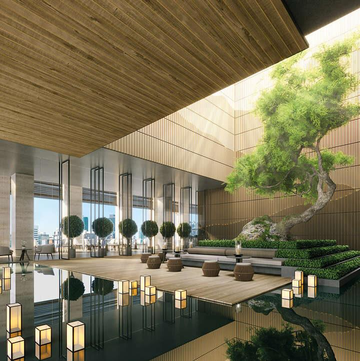 Aman Introduces First Urban Hotel And Residences