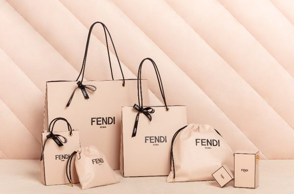 Fendi launches women's and men's fall/winter 2020-2021 – Fendi Pack Collection