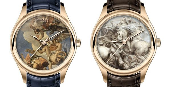 Vacheron Constantin - The Musee Du Louvre and Christie's, with the support of Drout, organize 'Bid for the Louvre'