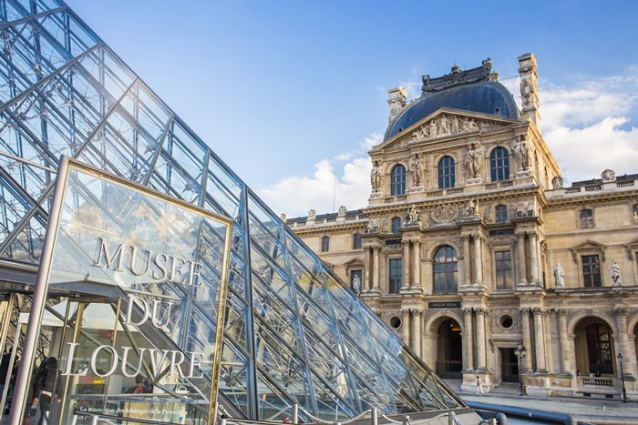 The Musee Du Louvre and Christie's, with the support of Drout, organize 'Bid for the Louvre'