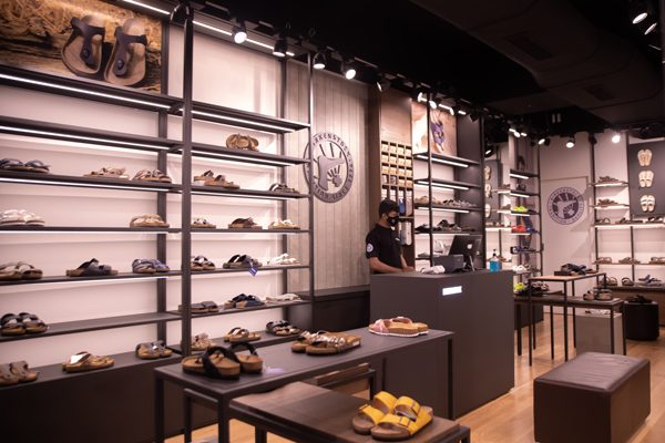 Birkenstock, the global German lifestyle brand has launched its first mono-brand store in Mumbai, India.