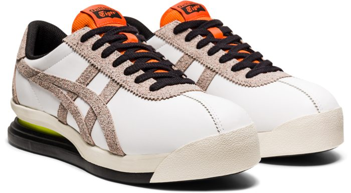 Onitsuka Tiger has launched SS21 Spring Summer Collection: Recycled Leather Series.