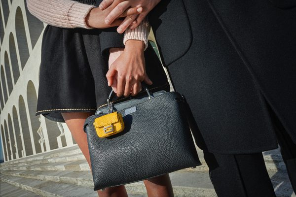 Fendi Gets Ready To Welcome The Season Of Love