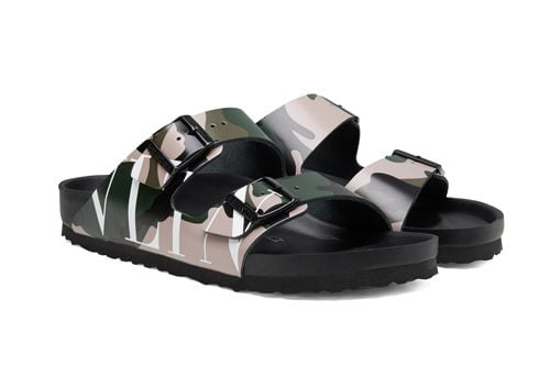 Birkenstock and Maison Valentino Collaborate for a second collection