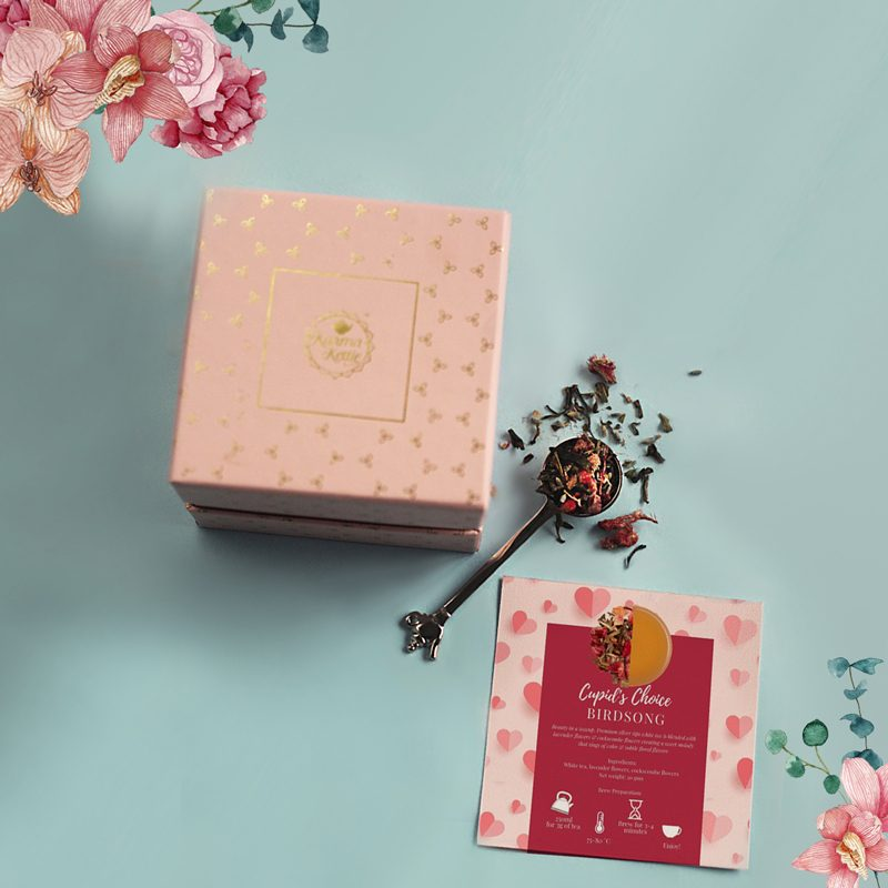 Valentine's Day 2021: 6 Delectable Brands For Your Next High-Tea Party - Karma Kettle