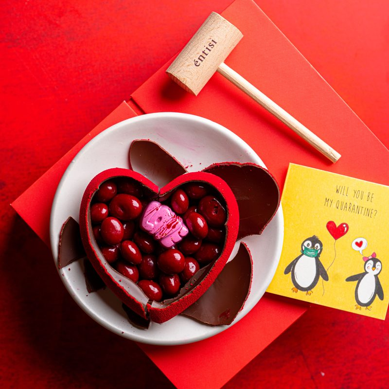 Valentine's Day 2021: 6 Delectable Brands For Your Next High-Tea Party - Entisi Choclatier