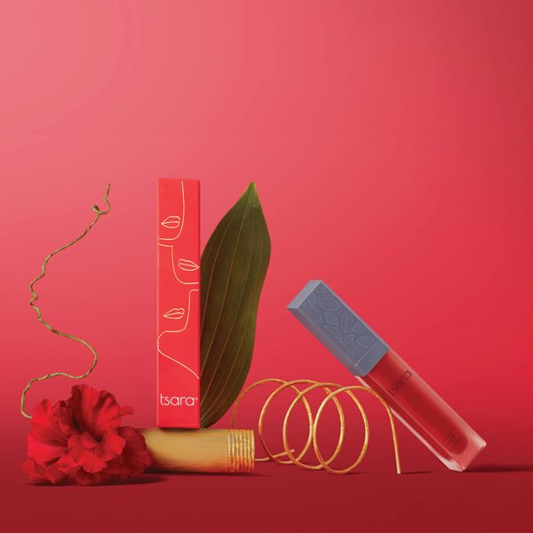 Valentine's Day 2021 : 9 Homegrown Beauty Products To Slay Your Glam Looks - Tsara Cosmetics