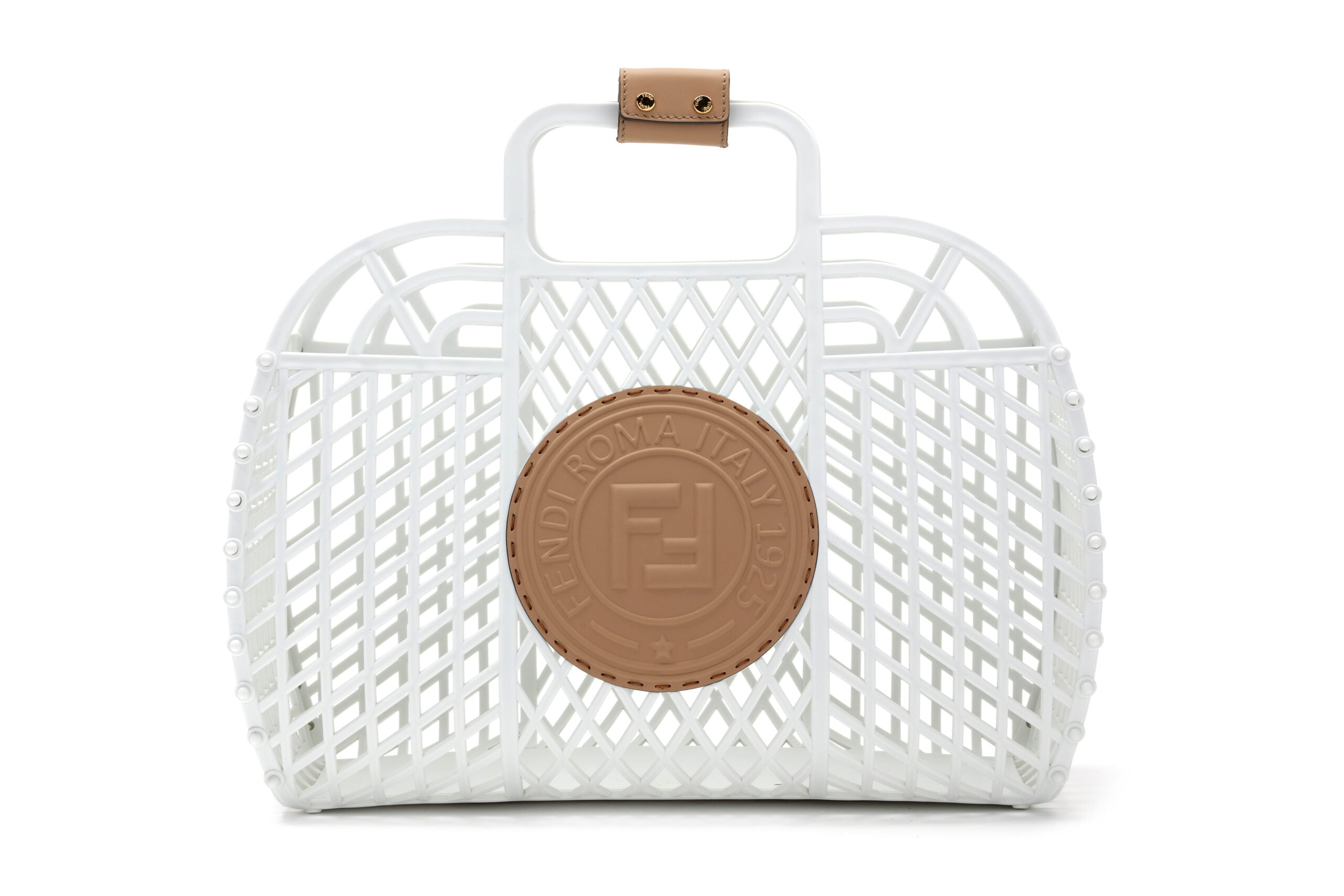 Fendi Presents The Basket Bag
