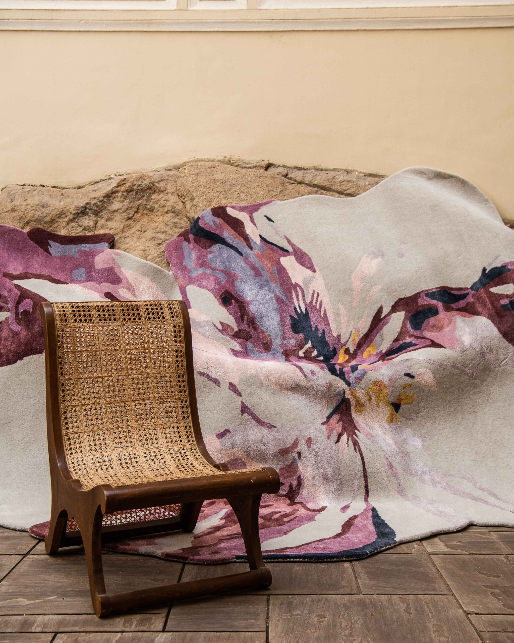 House of Rugs & Gur Organics Unveil A Sustainable Collection of Rugs - Kairos