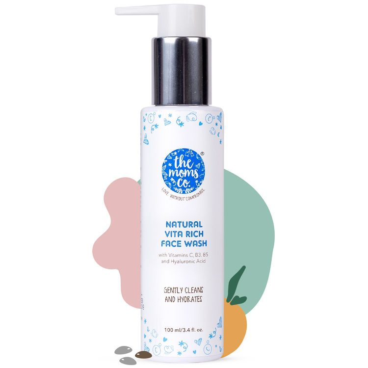 The Moms Co Review - The Mom's Co Daily Skincare Essentials Box Is A Treasure For CTM Routine