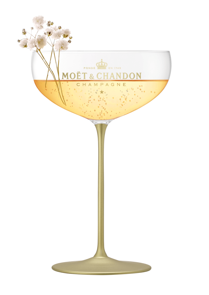 World Cocktail Day 2021 - Champagne Cocktail Moet & Chandon