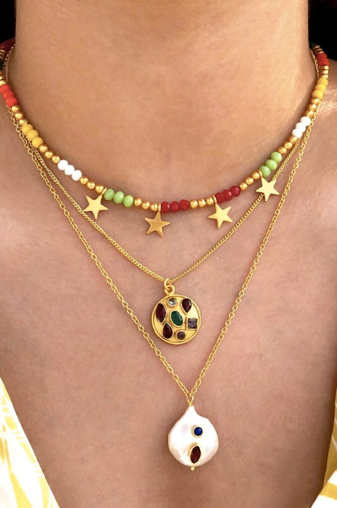 The Rise of Summer Camp Jewellery and why we cannot get enough of it