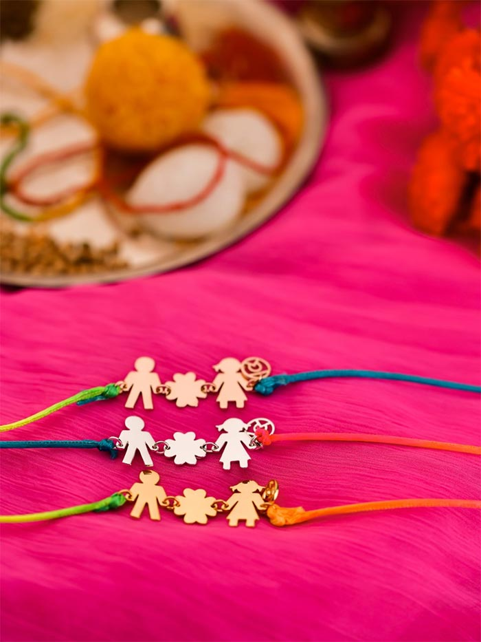 These Unique Rakhi Bands Are Worth For Your Cool Sibling