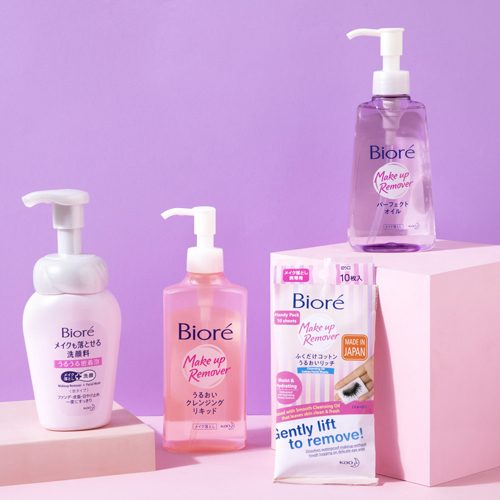 Experiencing J-Beauty: I Tried Biore's Makeup Remover Range